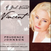 A Girl Named Vincent - Prudence Johnson
